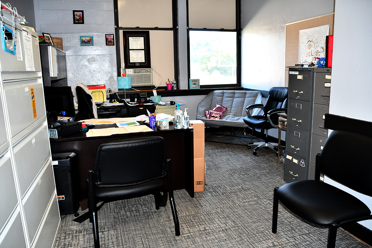 Administrative Offices renovation