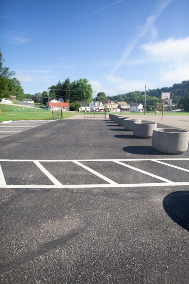 Parking and paving upgrades